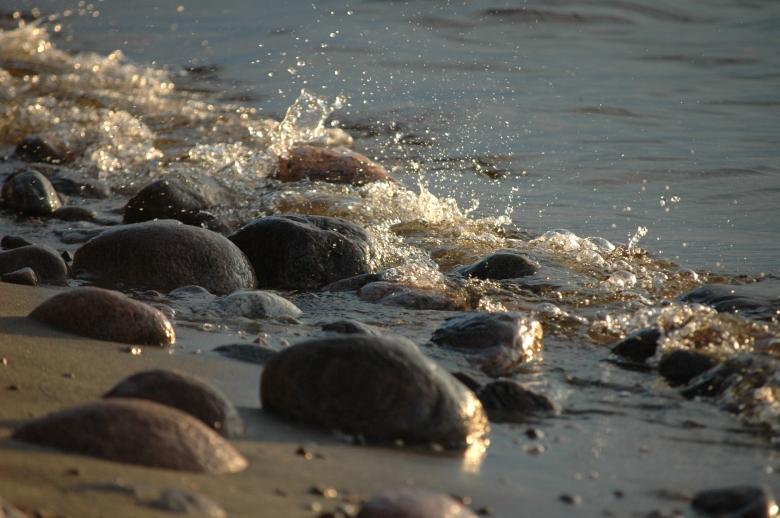 more shiny rocks