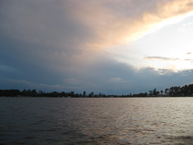 Evening boatrides